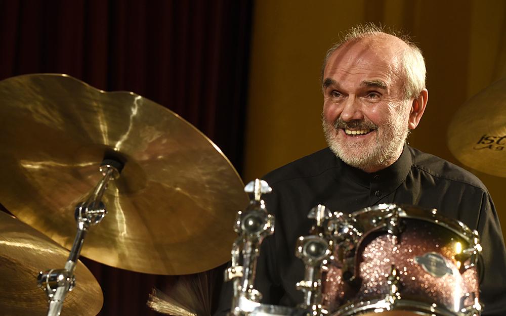 Josef Vejvoda: Celou řadu let jsem hrál jazz jako sideman