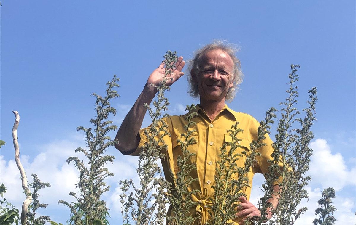 Franz Hautzinger: Pěstuji rostliny arybařím