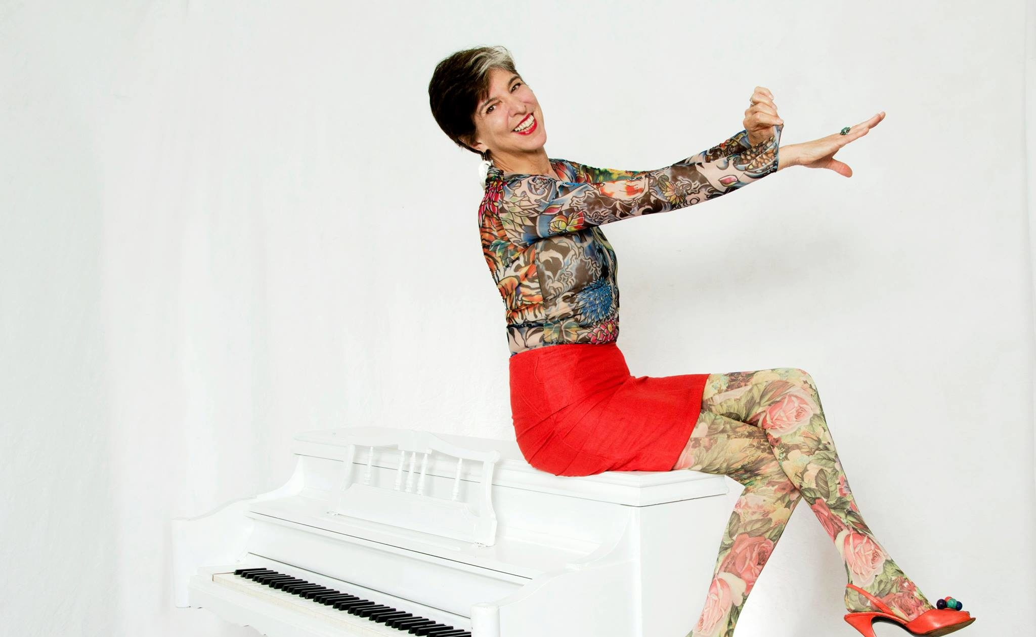 Marcia Ball: Když mají kapelu tihle odrbanci, my můžeme taky