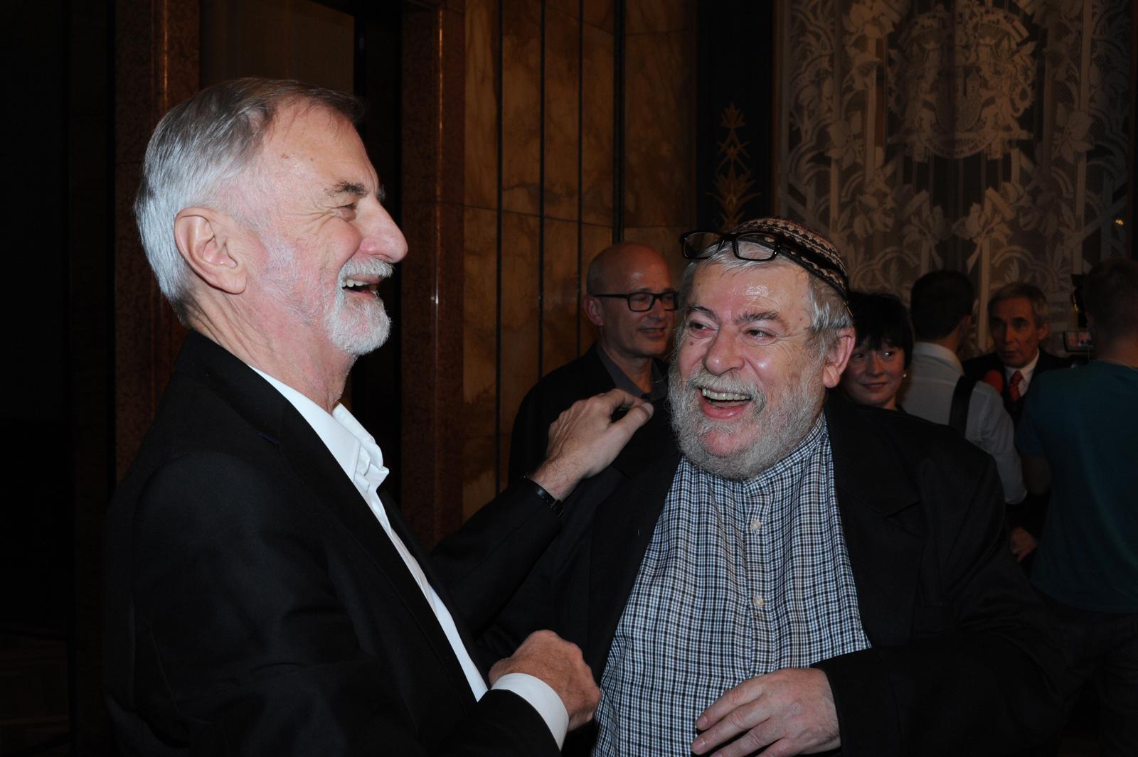 """Eugen Brikcius uvádí: Díl desátý/Andrej """"Nikolaj"""" Stankovič & Karol Sidon"""