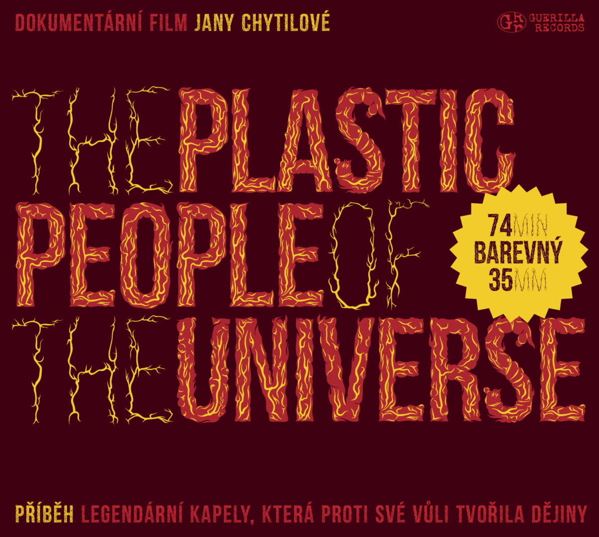 The Plastic People Of The Universe/dokumentární film Jany Chytilové