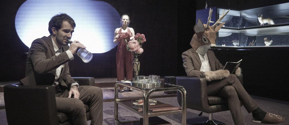Henrik Ibsen: Heda Gablerová/Činoherní studio Ústí nadLabem