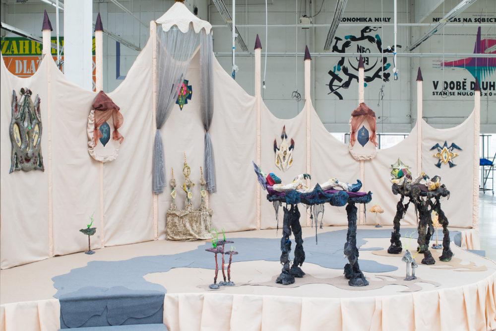 Výstava finalistů Ceny Jindřicha Chalupeckého 2020