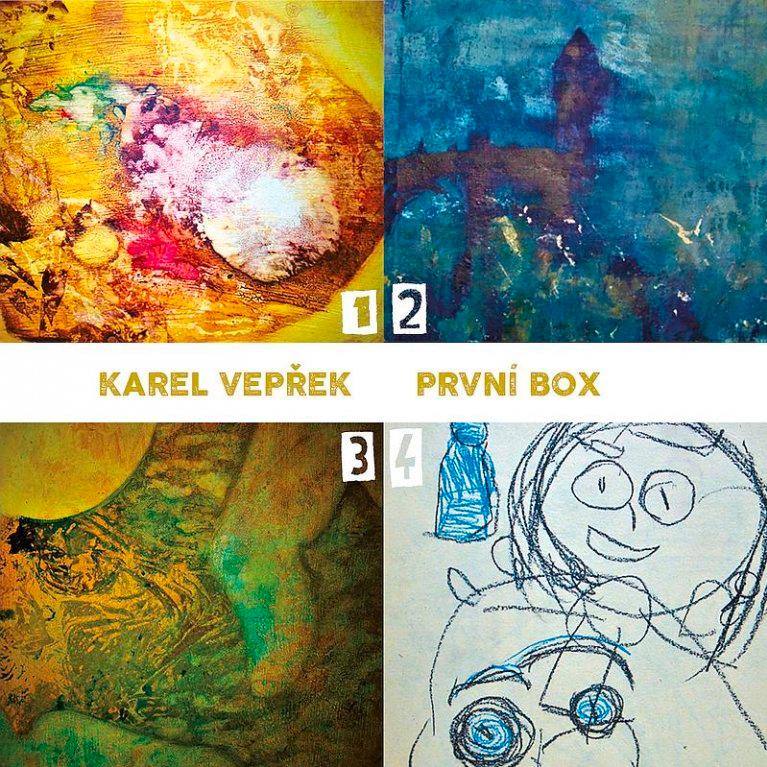 KAREL VEPŘEK: První box & Druhý box
