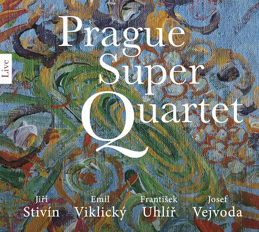 PRAGUE SUPER QUARTET: Live