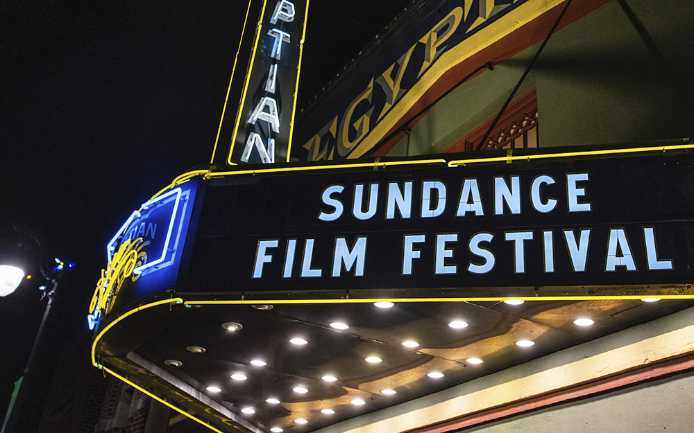 Sundance 2021 ve slavnostních ponožkách