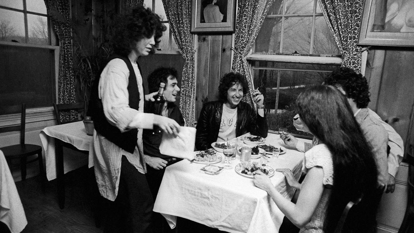 Přijmout mytologii: Bob Dylan afilm