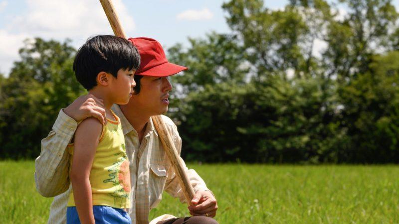 Minari-režie Lee Isaac Chung