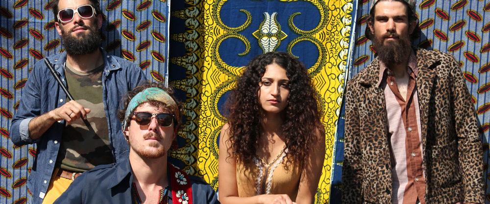 Bab L 'Bluz-Osvícenci gnawa bluesrocku