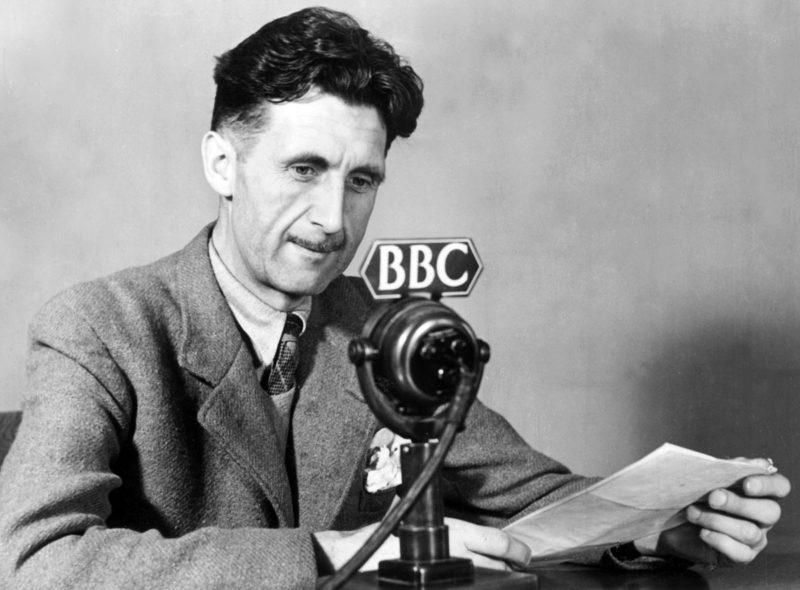 Eric Blair aneb ozrození George Orwella
