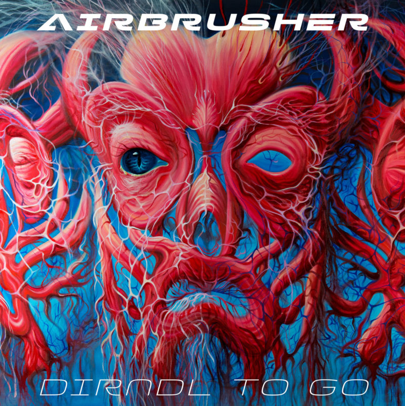 Airbrusher: Dirndl To Go