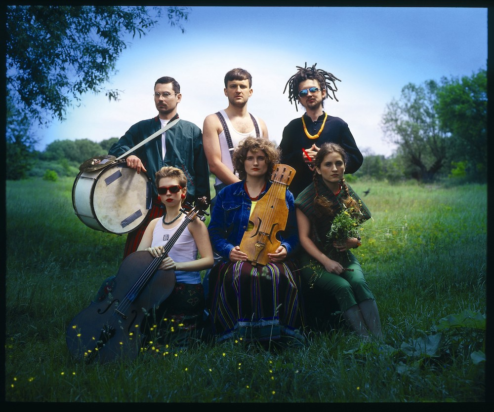 Transovní hudba odřeky Visly